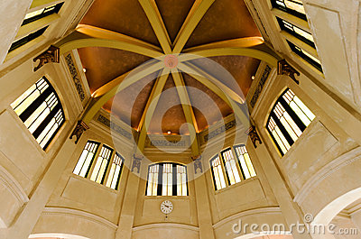 Dome in Vista House