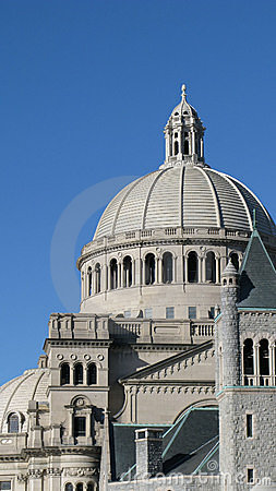 Domed stone building boston
