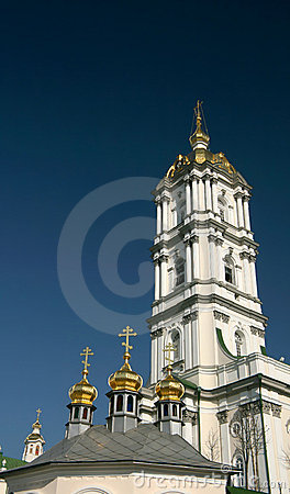 Free Domes Of Churches. Royalty Free Stock Images - 8867129