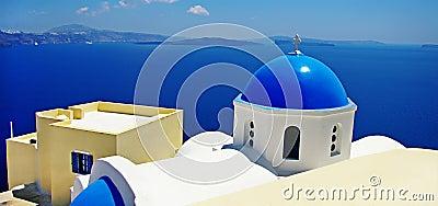 Domes of Santorini