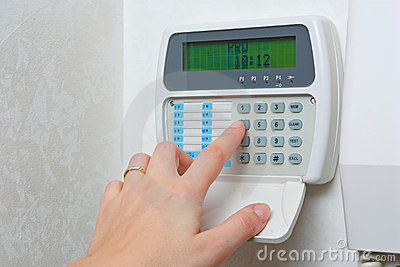Domestic alarm system