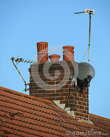 Domestic Chimney- Britain