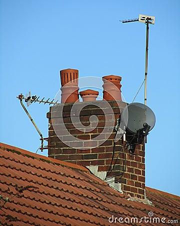 Domestic Chimney- Britain