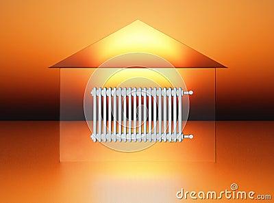 Domestic heating