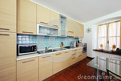 Domestic kitchen