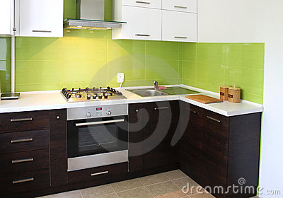 Domestic Kitchen design