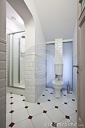 Domestic room interior