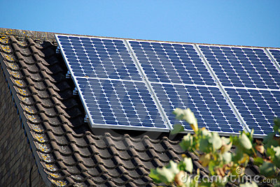 Domestic Solar panels 2