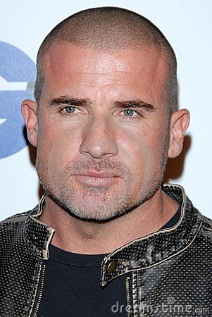 Dominic Purcell Editorial Stock Photo