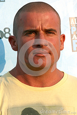 Dominic Purcell Editorial Photography