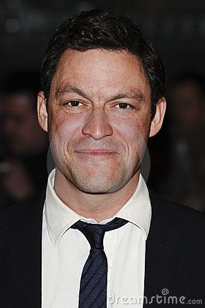 Dominic West, John Carter Editorial Photography