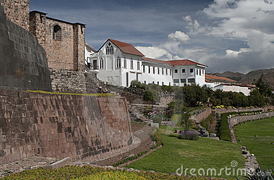 Dominican Monastery in Cusco
