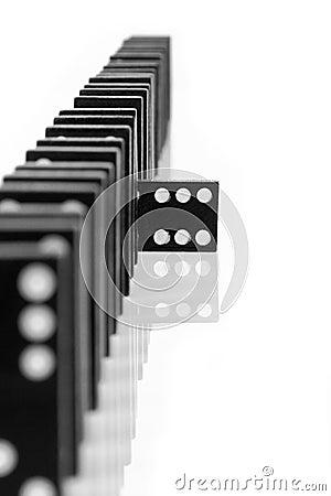 Free Domino 7 Stock Photo - 1511580