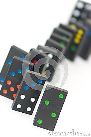 Domino cegły