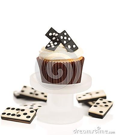 Domino Cupcakes