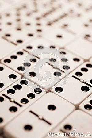 Free Dominoes Royalty Free Stock Photo - 20918765