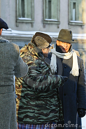 Domogarov, Efremov, Ishmukhamedov Editorial Photography