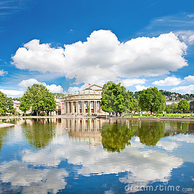 Domowa Germany opera Stuttgart