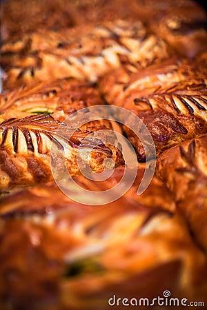 Domowej roboty kulebiaki