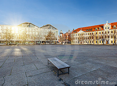 Domplatz in Magdeburg