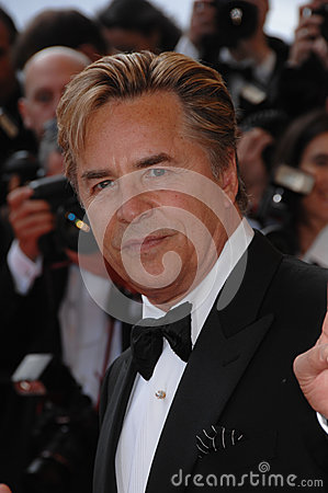 Don Johnson Editorial Stock Image