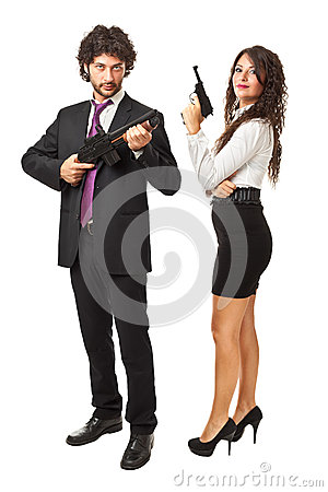 Free Don T Mess With Us Stock Image - 32337101
