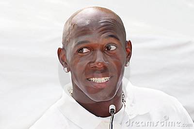 Donald Driver Editorial Stock Photo