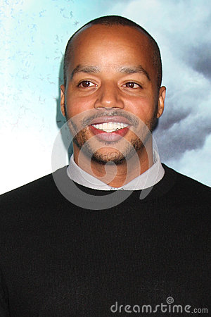 Donald Faison Editorial Stock Image