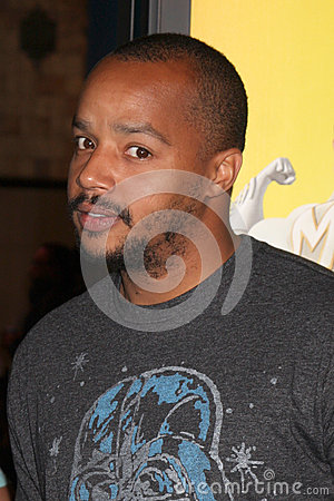 Donald Faison Editorial Photography