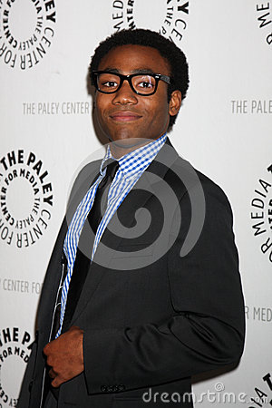 Donald Glover Editorial Stock Image