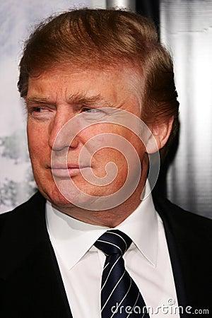 Donald Trump Editorial Image
