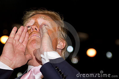 Donald Trump, You re fired! Editorial Image
