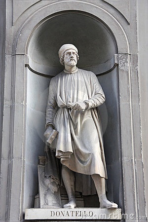 the career of sculptor donatello Donatello was a very inventive sculptor he worked in various styles throughout his career a number of other virgin and child reliefs are stylistically related to.
