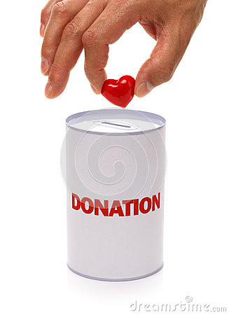 Free Donation Box Stock Photos - 33362603
