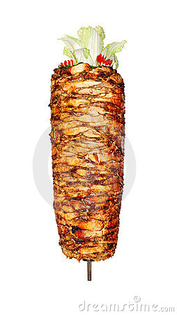 Free Doner Kebab Royalty Free Stock Photo - 12516665
