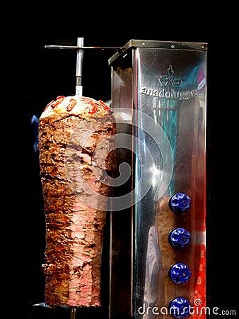 Free Doner Kebab Royalty Free Stock Image - 7708446