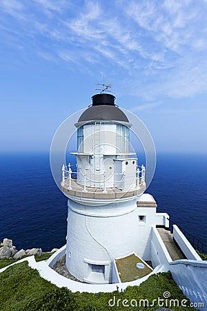 Free Dongyong Lighthous,Matsu, Taiwan Royalty Free Stock Photography - 27297727