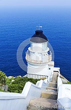 Free Dongyong Lighthous,Matsu, Taiwan Stock Photo - 27297800