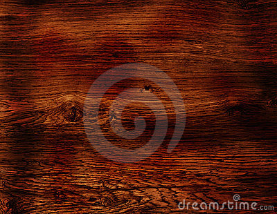 Donker hout