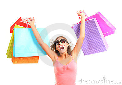 Donna di acquisto