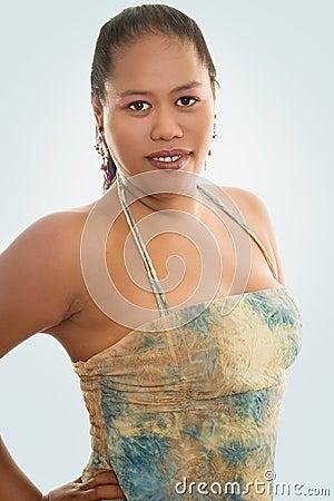 Donna indigena