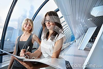 Donne di affari