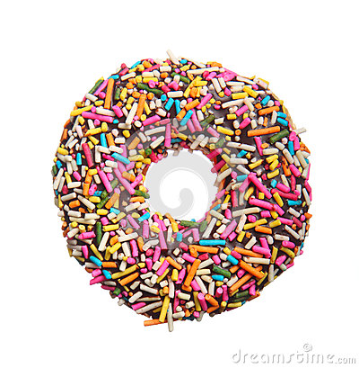 Free Donut Royalty Free Stock Photo - 26180925