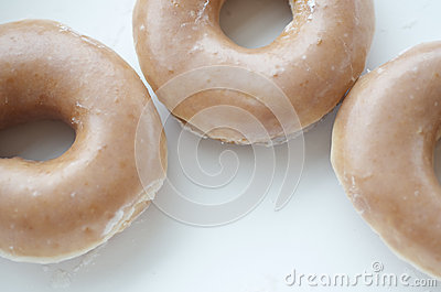 Donuts Framed