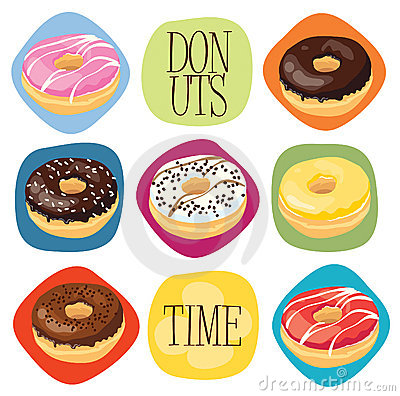 Donuts time