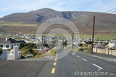 Dooagh Village