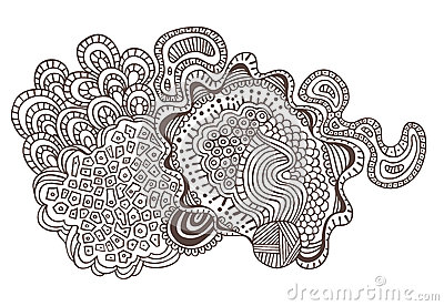 Doodle card