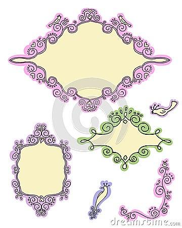 Doodle designs # 1
