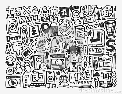 Doodle network element