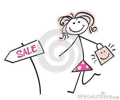Doodle sale girl